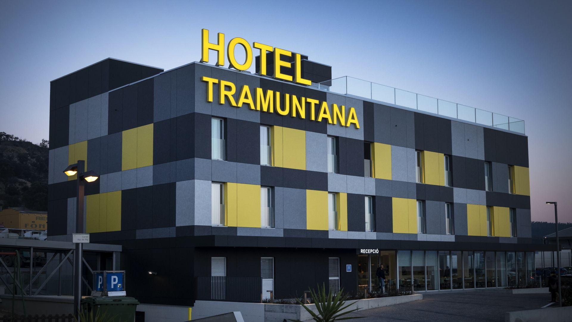 Benvinguts a l'Hotel Tramuntana